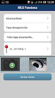 Screenshot of Málaga Funciona