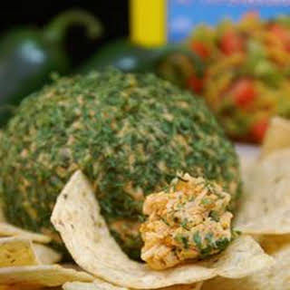 Tailgating Spicy Taco Cheese Ball.
