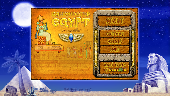 Brickshooter Egypt (Full) - screenshot thumbnail