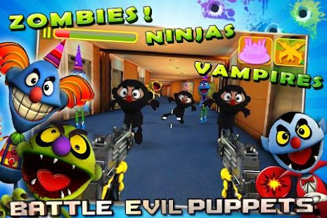 Puppet War:FPS ep.2- screenshot thumbnail