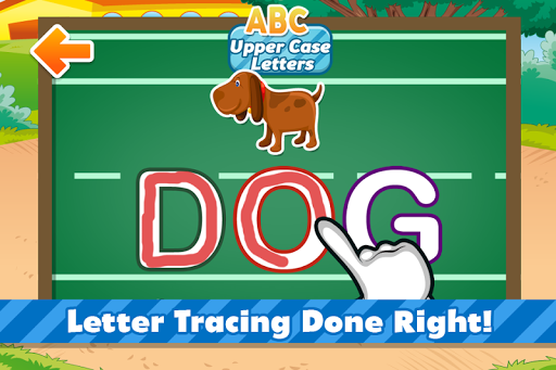 Letters and Number Tracing