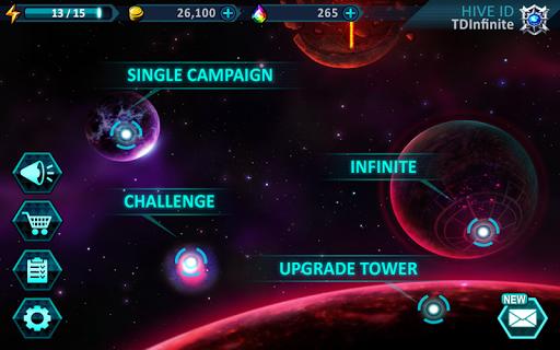 Tower Defense: Infinite War 1.2.1 screenshots 7