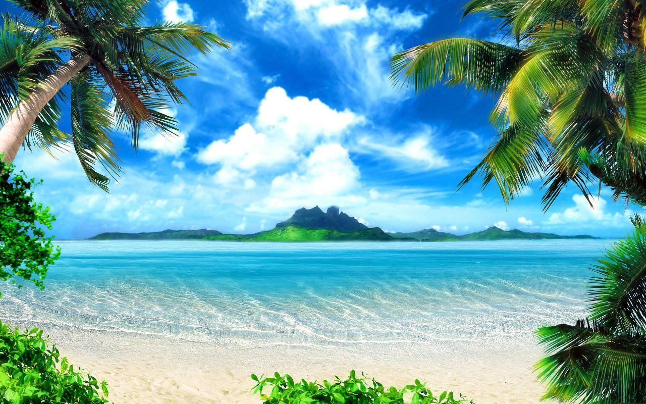 Beach Jigsaw Puzzles- screenshot