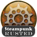 Steampunk Rusted Theme logo