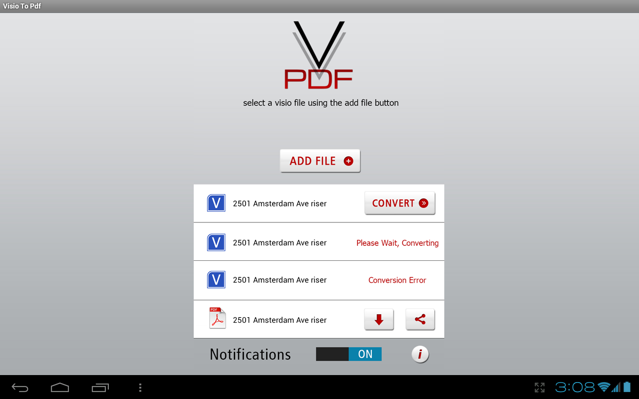 visio to pdf screenshot - Pdf To Visio Converter Online Free