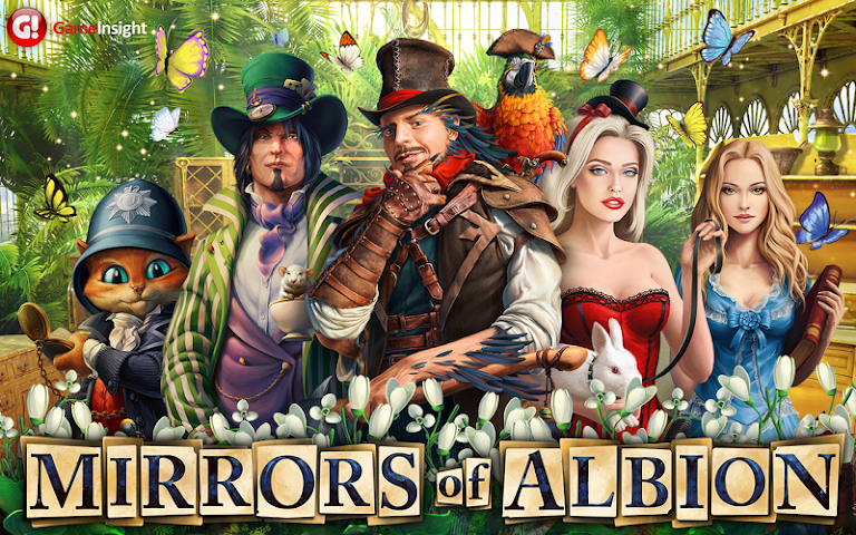 android Alice in the Mirrors of Albion Screenshot 10