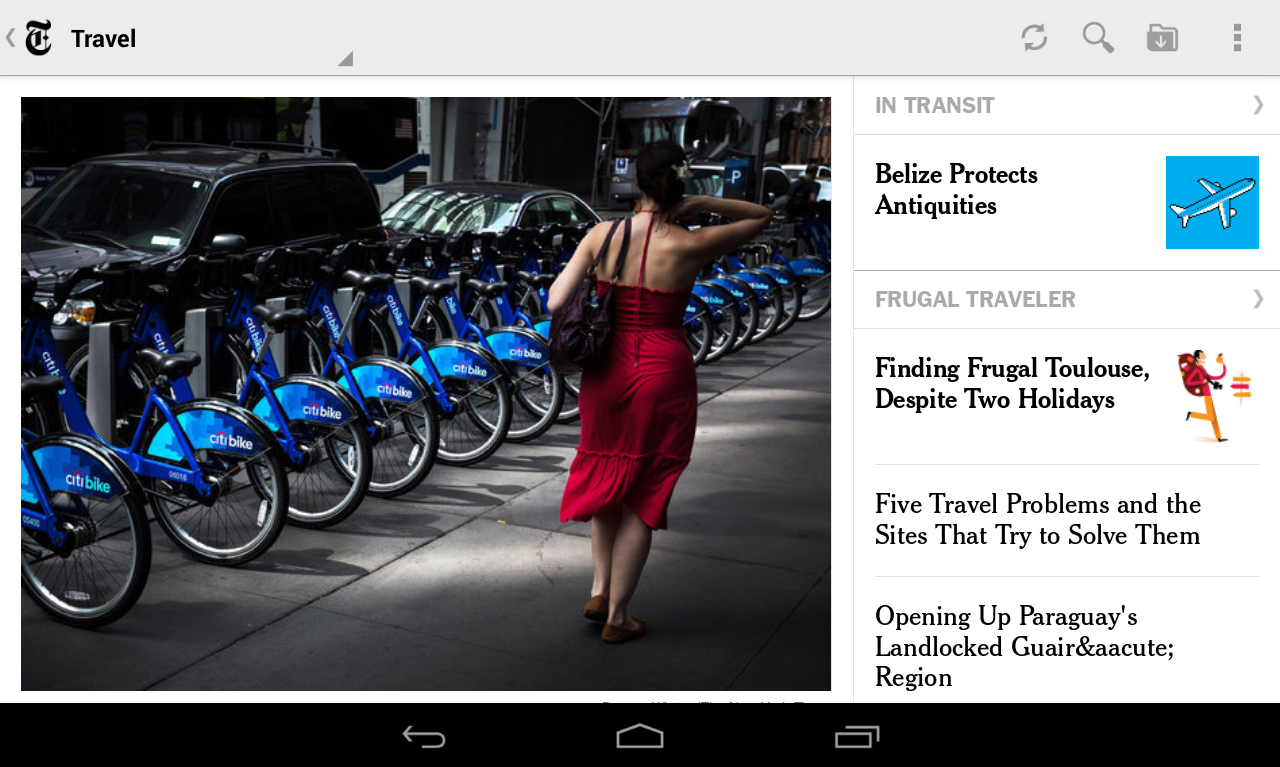 NYTimes - screenshot