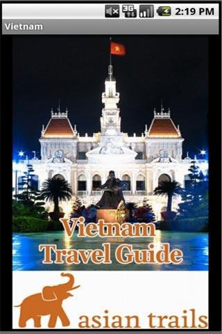 Vietnam Travel Guide- screenshot