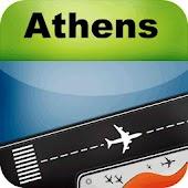 Athens Airport +Flight Tracker