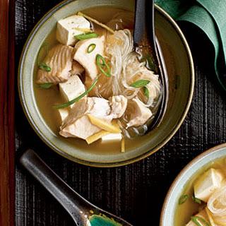 Shanghai-Inspired Fish Stew