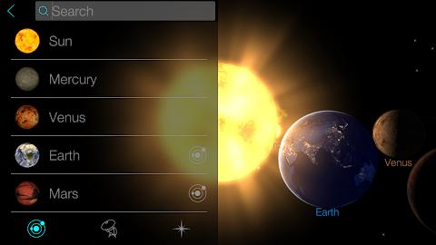 Solar Walk - Planets Screenshot 15