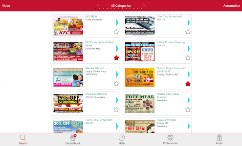Shop A Docket Coupons screenshot 7