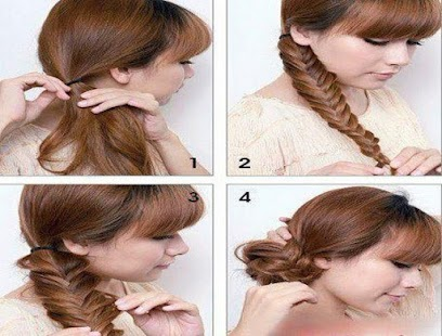 Easy Hairstyles Images Android Apps On Google Play - Easy hairstyle videos download