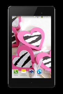玩生活App|可愛的粉紅色壁紙高清免費|APP試玩