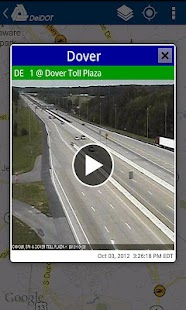 DelDOT- screenshot thumbnail