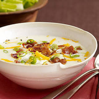 Baked Potato Soup.