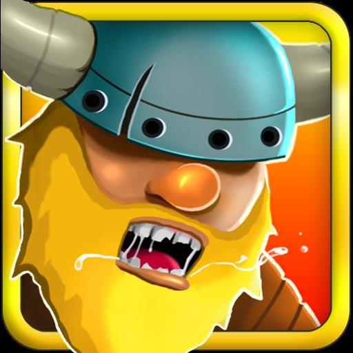 休闲のバイキングクラッシュ:ボルダークラッシュ LOGO-記事Game
