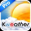 케이웨더 날씨Pro(기상청 날씨, 미세먼지, 실내공기) icon