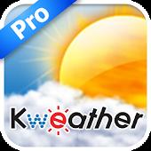 케이웨더 날씨Pro(미세먼지, 위젯, 세계날씨, 방송)