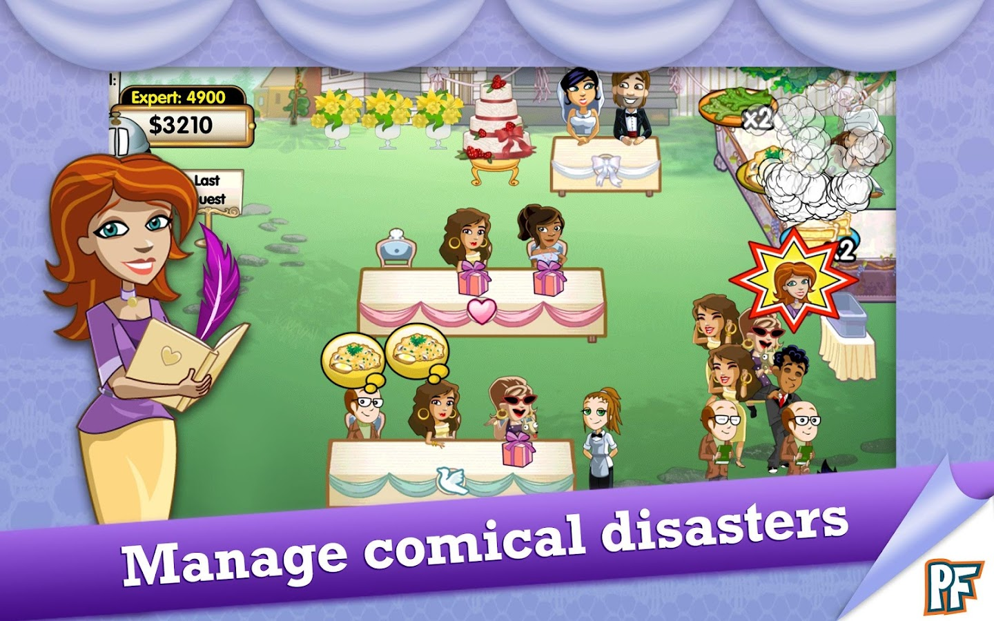 Wedding Dash Deluxe Android Apps on Google Play