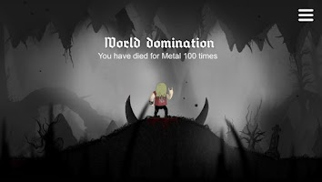 Screenshot of Die For Metal Again