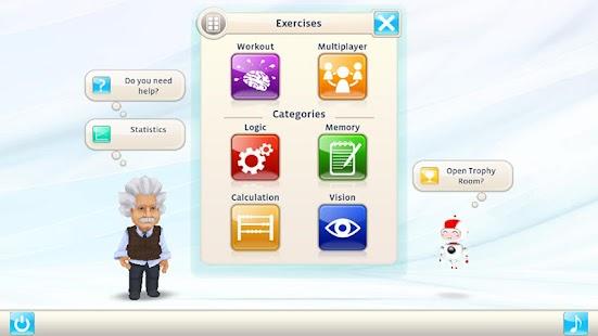 Einstein™ Brain Trainer HD