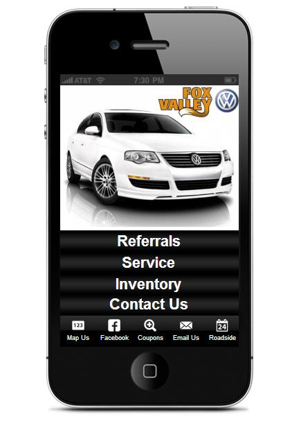Fox Valley VW - screenshot