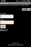 Screenshot of MODULUS