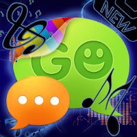 GO SMS Pro Music Theme 2.0