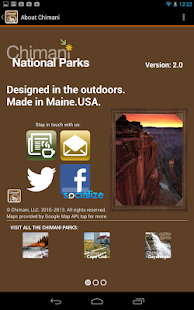 Chimani National Parks - screenshot thumbnail