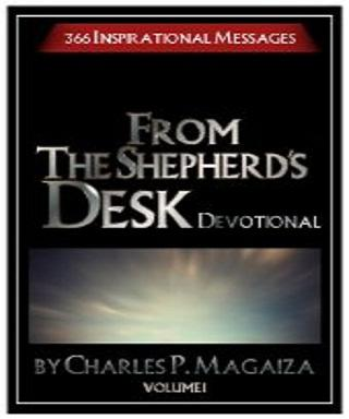 From The Shepherd's Desk