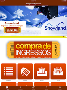 Compra de Ingressos- screenshot thumbnail