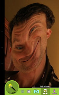 GoofyBooth - Face Morpher - screenshot thumbnail