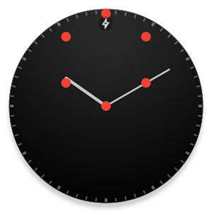 Simple Circles Watch Face