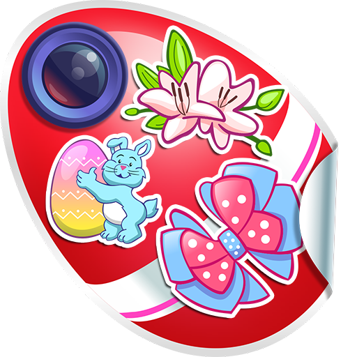 Easter Stickers for Pictures