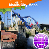 Europapark Street Map