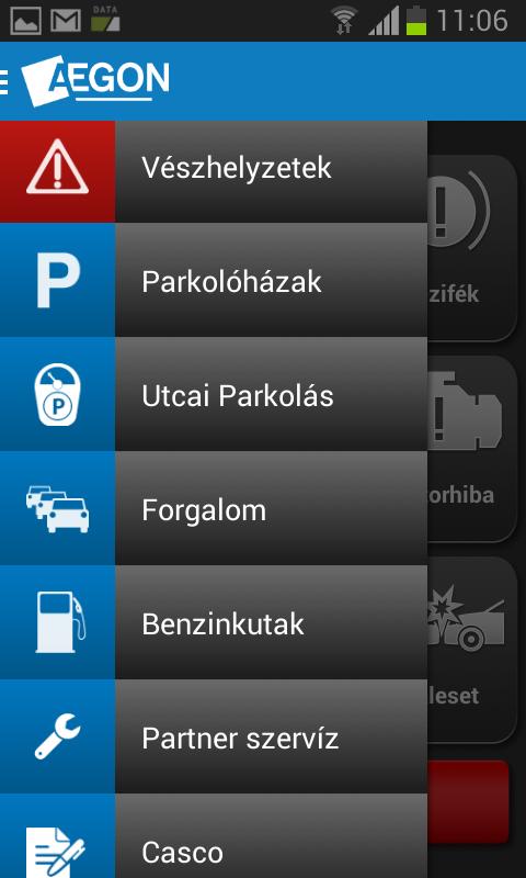 AEGON Angyal PRO - screenshot