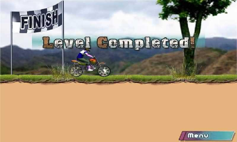 Crazy Bike Racing Moto - screenshot
