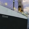 Titanic ocean liner ship icon