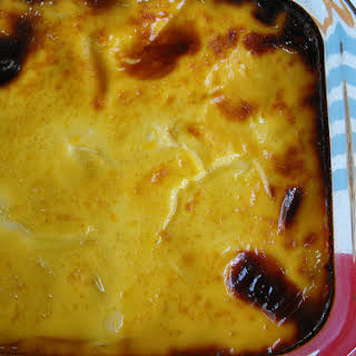 Baked Pudding.