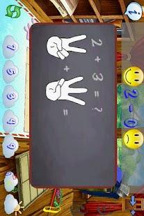 Kids - School - Addition - μικρογραφία στιγμιότυπου οθόνης