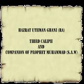 Hazrat Uthman R.A
