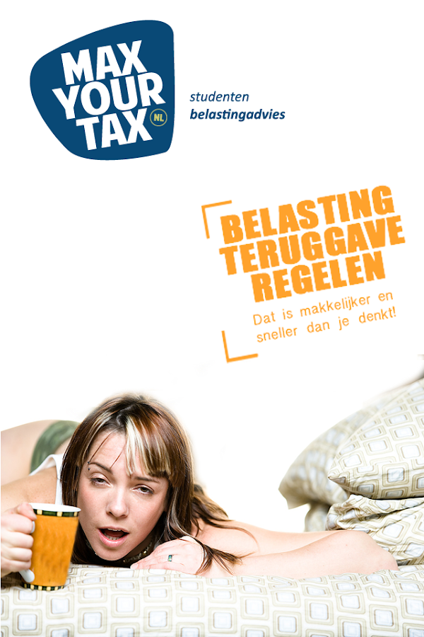 Aangifte 2015 MaxYourTax- screenshot
