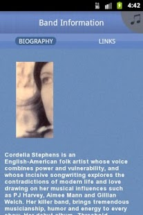 Cordelia Stephens- screenshot thumbnail