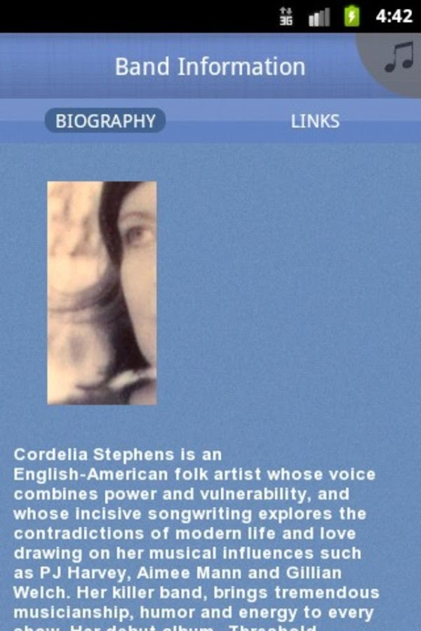 Cordelia Stephens- screenshot