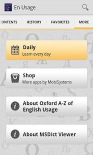 免費下載書籍APP|Oxford A-Z of English Usage app開箱文|APP開箱王