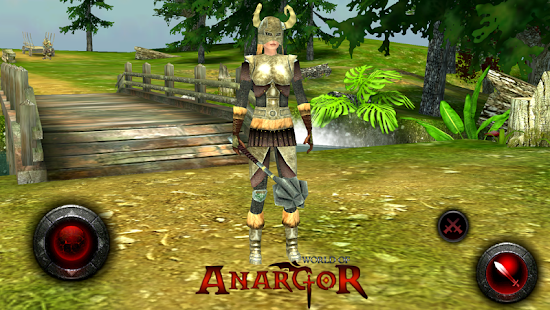 World of Anargor - Free 3D RPG- screenshot thumbnail