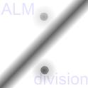 Division – ALM logo