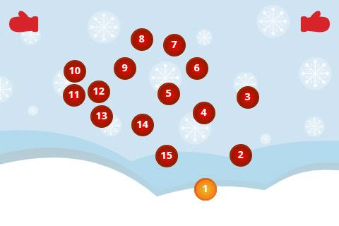 Connect the Dots for Kids Xmas- screenshot