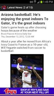 UA Sports - screenshot thumbnail